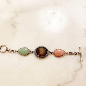 Lucky Brand wooden beaded bracelet